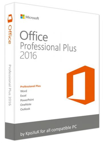 Microsoft Office Professional Plus 2016 v16.0.4498.1000 March 2017