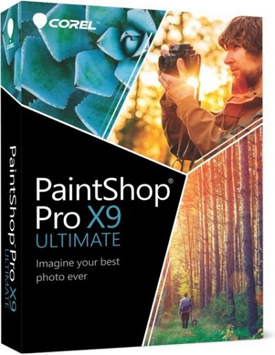 Corel PaintShop Pro X9 v19.2.0.7 Multilingual + Ultimate Content