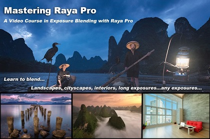 ShutterEvolve - Mastering Raya Pro Video Course