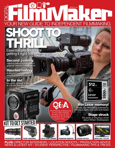 Digital FilmMaker - Issue 44 2017