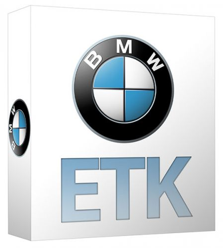 BMW ETK 03.2017 Multilingual