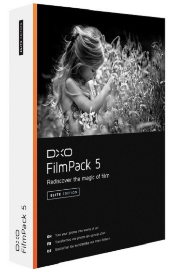 DxO FilmPack 5.5.11 Build 550 Elite (Mac OS X)