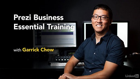 Prezi Business Essential Training with Garrick Chow