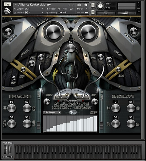 Global Audio Tools Alliance KONTAKT-FANTASTi