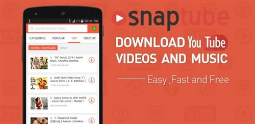 SnapTube - YouTube Downloader HD Video Beta 4.15.1.8720 (VIP)