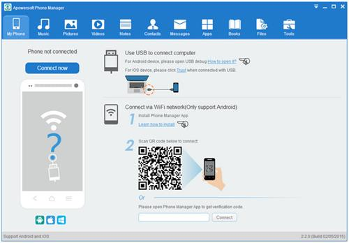 Apowersoft Phone Manager Pro v2.8.4 Multilingual Build (29032017)