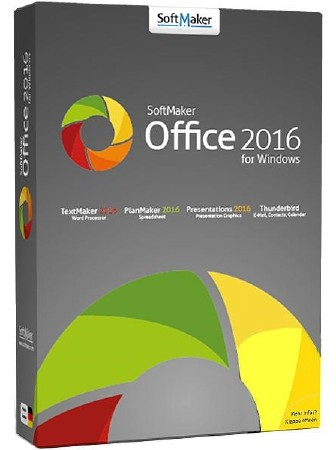 SoftMaker Office Professional 2016 rev 766.0331 Multilingual + Portable