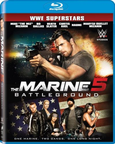 The Marine 5 Battleground 2017 BDRip x264-ROVERS