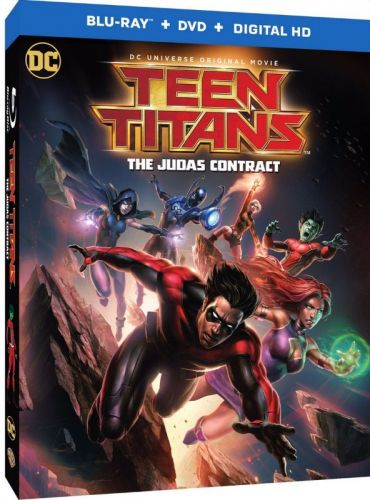 Teen Titans The Judas Contract 2017 BDRip x264-ROVERS