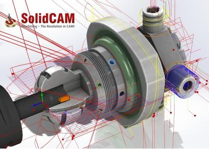 SolidCAM 2016 SP3 HF2 (x64)