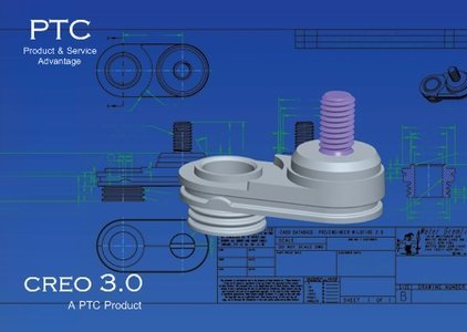 PTC Creo 3.0 M130 Multilingual (x86/x64) With HelpCenter