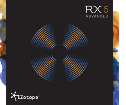 iZotope RX 6 Audio Editor Advanced v6.00 (WiN)
