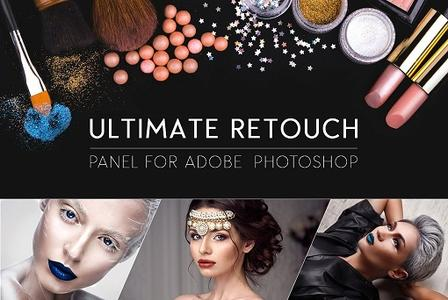 Ultimate Retouch Panel 3.5 for Adobe Photoshop (Win/Mac)