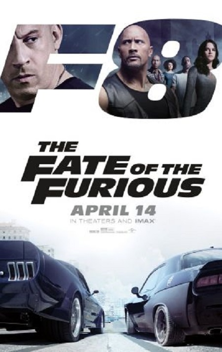 The Fate of the Furious (2017) HDTS H264 AC3 HQ Hive-CM8