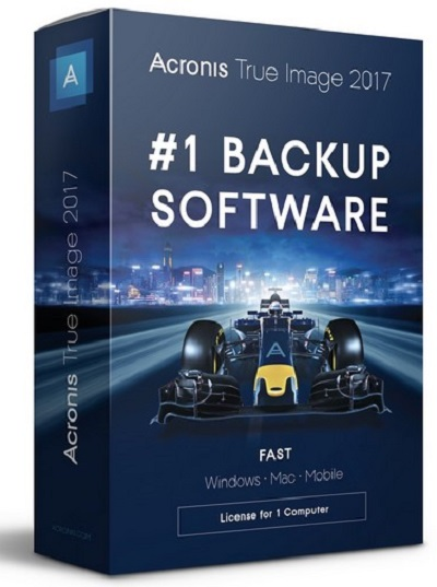 Acronis True Image 2017 20.0 Build 8053 Multilingual