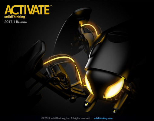 solidThinking Activate 2017.1.3581 (x64)