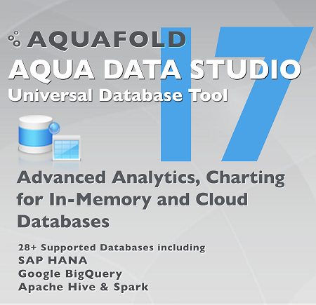 Aqua Data Studio 17.0.12 Multilingual