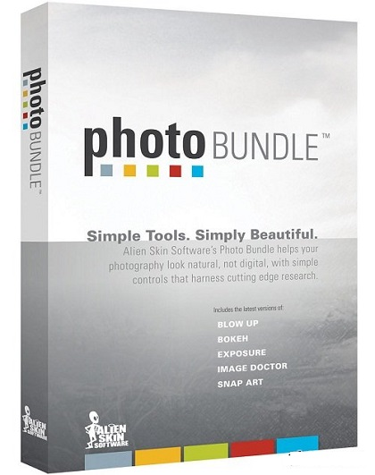 Alien Skin Software Photo Bundle 05.2017 (Mac OS X)