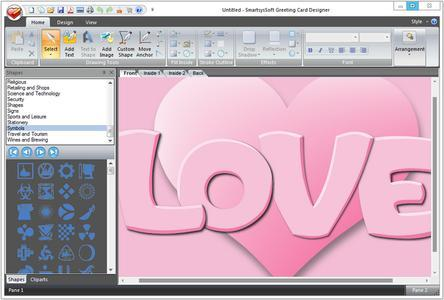 SmartsysSoft Greeting Card Designer 3.00