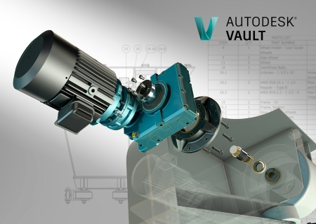 Autodesk Vault Workgroup 2018 with Vault Pro Server/Client 2018