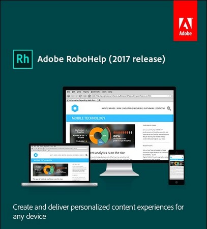 Adobe RoboHelp 2017 v13.0.1 Multilingual 180204