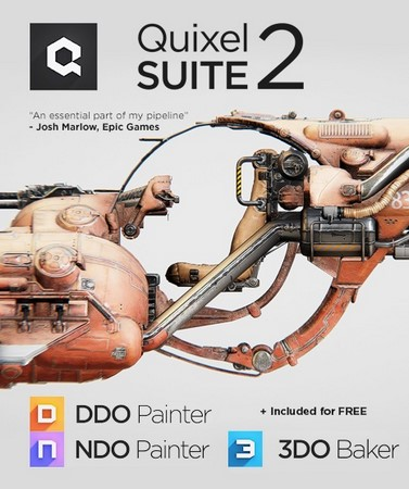 Quixel Suite 2 3 0 (x64) | Board4All
