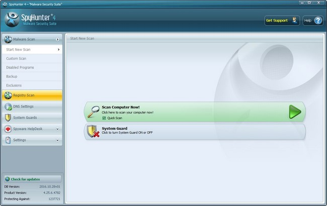 SpyHunter Malware Security Suite v4.25.6.4782 Multilingual