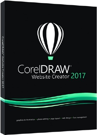 Corel Website Creator 2017 15.50.0000.5554