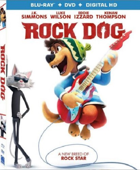 Rock Dog (2016) 720p BRRiP 850MB ShAaNiG