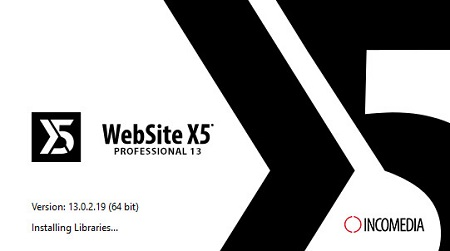 Incomedia WebSite X5 Professional 13.1.8.23 Multilingual 190218