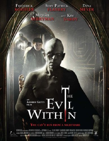 The Evil Within (2017) DVDRip XviD AC3-EVO