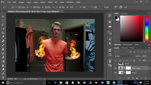 SkillShare - Photoshop: Special Effects for Beginning and Intermediate