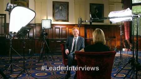 ITV Tonight - The Leader Interviews: Tim Farron (2017) 720p HDTV x264-QPEL