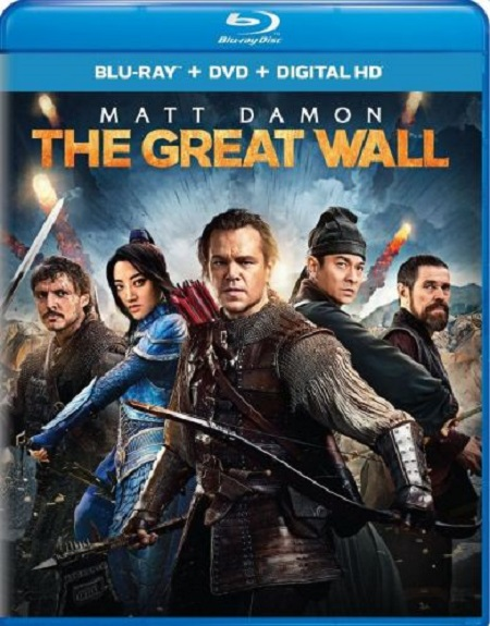 The Great Wall (2016) 1080p BRRiP 6CH ShAaNiG