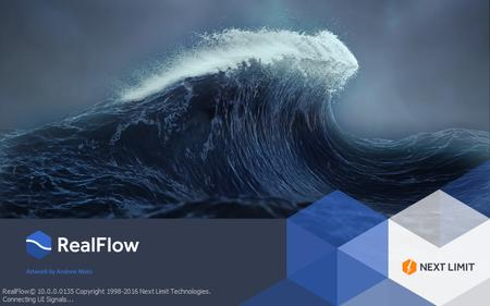 NextLimit RealFlow 10.1.1.0157 (Win/Mac/Lnx)