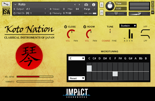 Impact Soundworks Koto Nation v2.0 KONTAKT-SYNTHiC4TE 170624