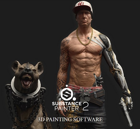 Allegorithmic Substance Painter 2.6.1.1589 (Win)