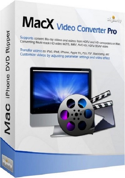MacX Video Converter Pro 6.0.4 Multilingual (Mac OS X)
