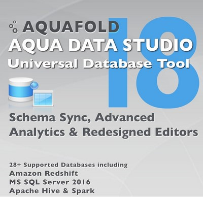 Aqua Data Studio 18.0.12 Multilingual (x86 x64)