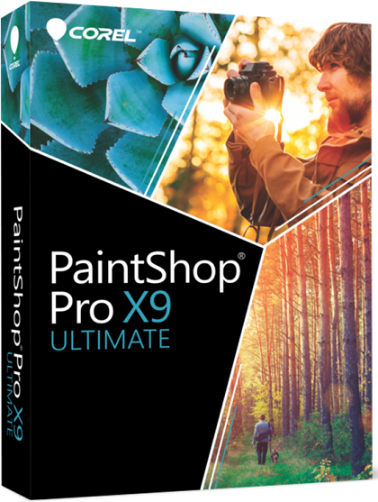 Corel PaintShop Pro X9 Ultimate 19.2.0.7 Multilingual (x86 x64)