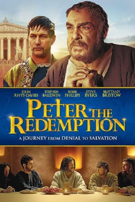 The Apostle Peter Redemption (2016) DVDRip x264-SPOOKS