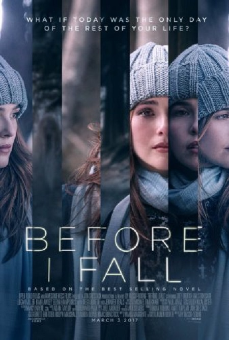 Before I Fall (2017) 720p BRRip 900MB MkvCage