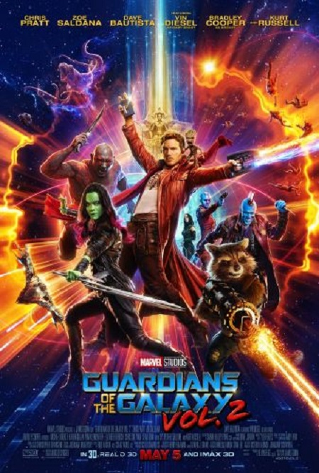 Guardians of the Galaxy Vol 2 (2017) HDRIP LKRG