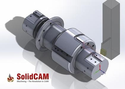 SolidCAM 2017 SP0 Multilang for SolidWorks (2012-2017)