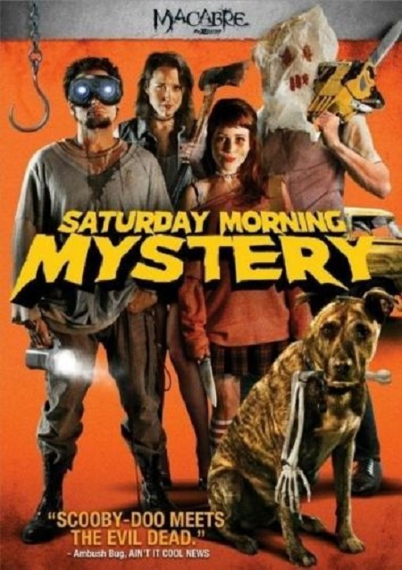 Saturday Morning Mystery (2012) BRRip XviD MP3-RARBG