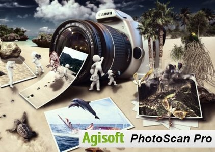 Agisoft PhotoScan Professional 1.3.2.4164 Multilingual (x64)