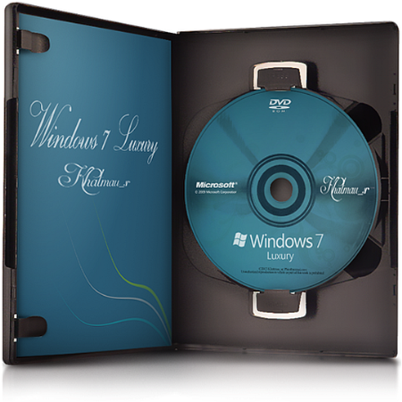 Windows 7 Ultimate SP1 Luxury (x86/x64) PreActivated
