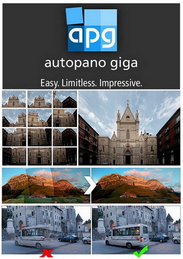 Autopano Giga 4.4.1  Multilingual (Win Mac) + Portable