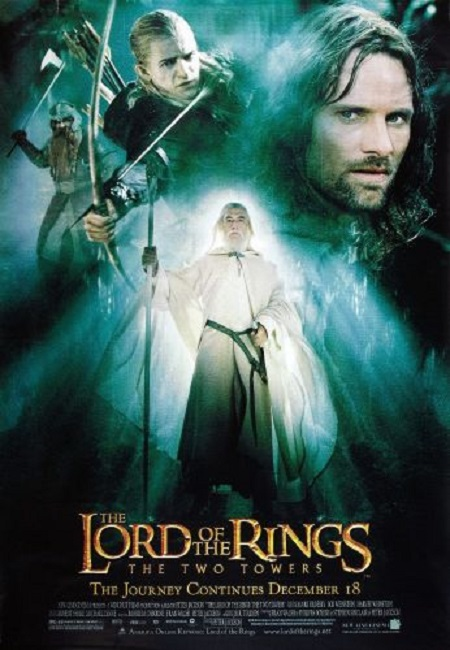 The Lord of the Rings The Two Towers (2002) 720p BRRip x264-x0r