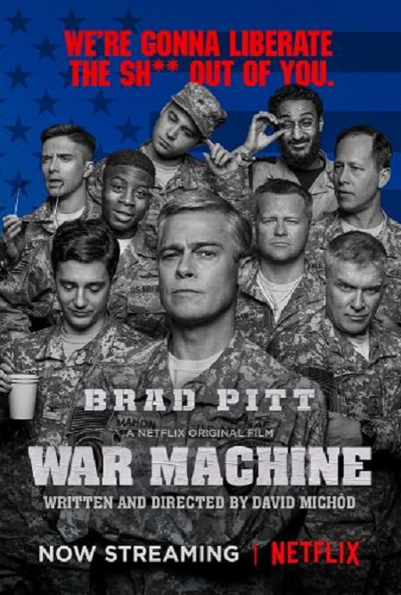 War Machine (2017) 1080p NF WEBRip DD5.1 x264-SB